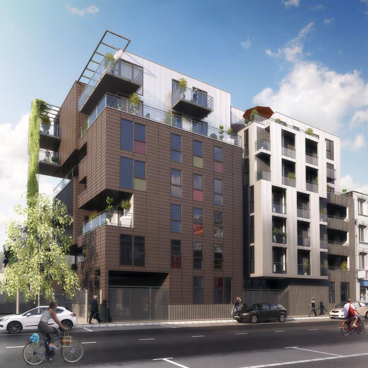 programme loi duflot lille lille rue de douai. Black Bedroom Furniture Sets. Home Design Ideas